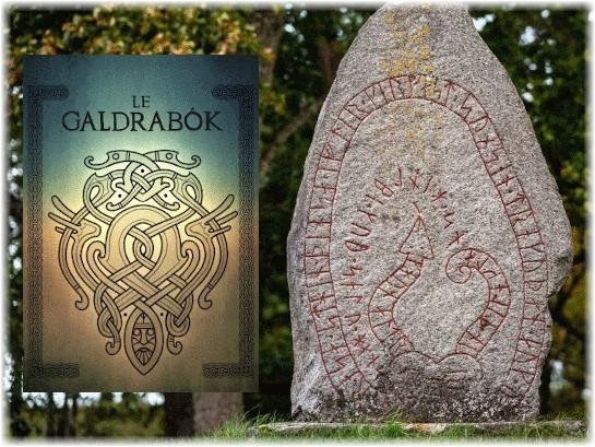 Le Galdrabok décrypté et autres Secrets de Magie Runique