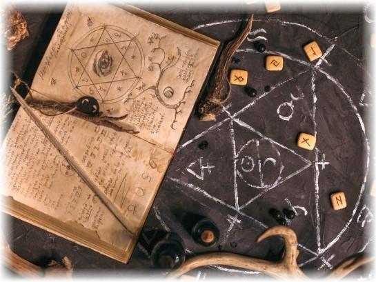 Cercles Magiques et Tentures