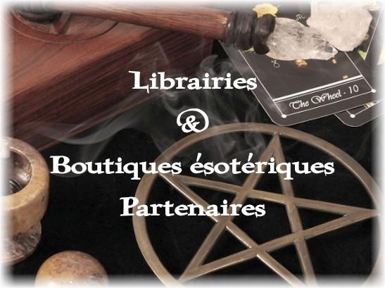 Commandez en Boutique ou en Librairie Partenaire