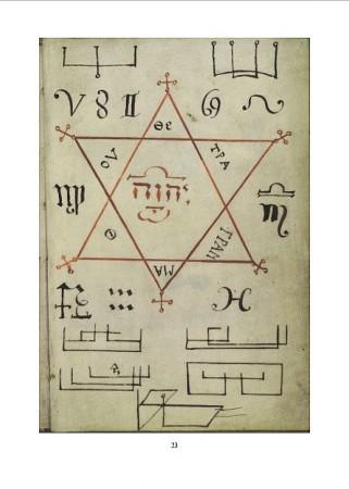 Le Grimoire de St Cyprien - Clavis Inferni.