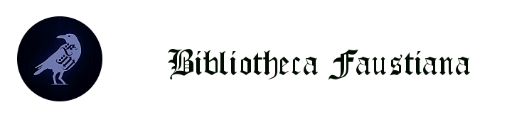 COLLECTION BIBLIOTHECA FAUSTIANA