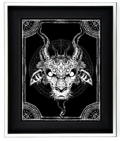 [02] Print by Spiderdust 'Démon'