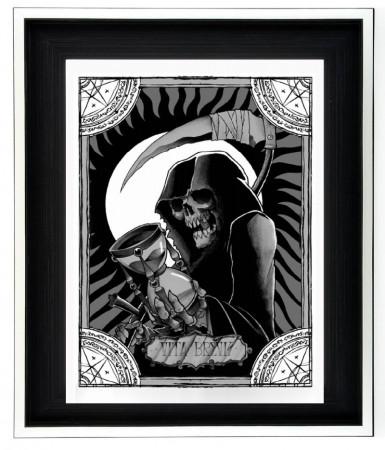 [03] Print by Spiderdust 'Vita Brevis'