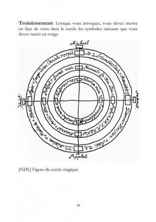 [17] - Le Corbeau Noir ou La Triple Contrainte de l'Enfer.