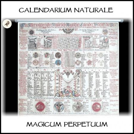 [x] Calendrier Naturel Magique & Perpétuel