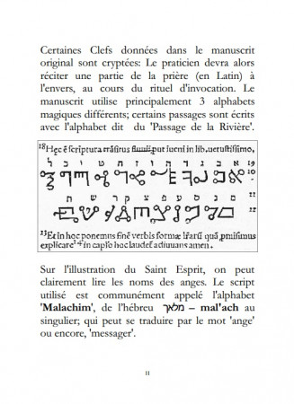 Le Grimoire de St Cyprien   GRIMOIRE DELUXE
