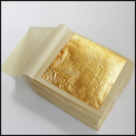 [x] Feuilles d'or