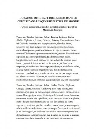 [12] - Heptameron ou Les Eléments Magiques.