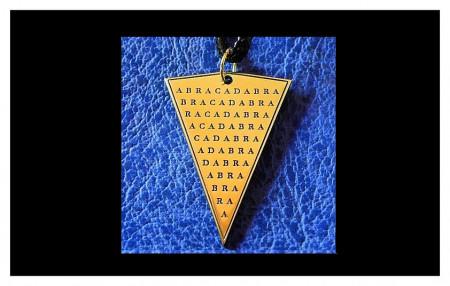 [24] Pendentif Abracadabra - 3