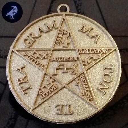 [03] - Pentagramme Or (Ars Goétia)