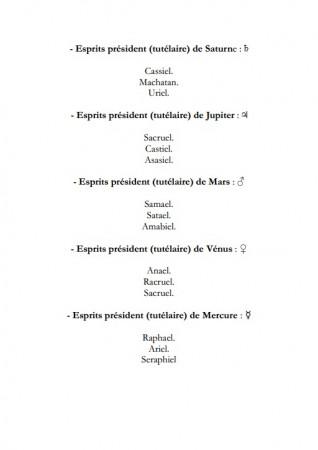 Le Grimoire Secret de Turiel - 1518.