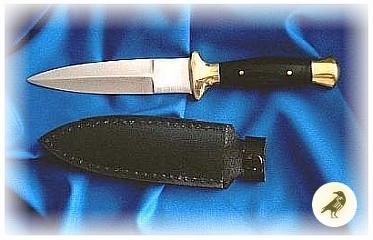 [x] Athame (Dague manche noir)