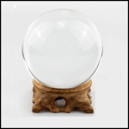 [x] Boule de cristal