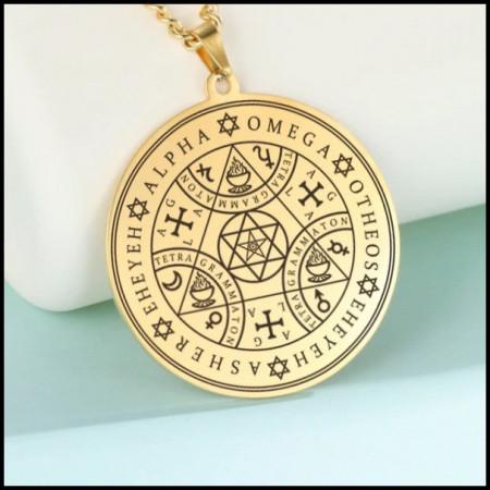 [x] Sceau Tetragrammaton